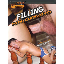 Filling Ryan Cummings DVD (BarebackRT) (17730D)