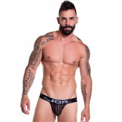 JOR Jock Onix Jockstrap Underwear Black (T6929)