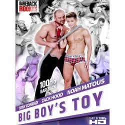 Big Boy`s Toy DVD (Bareback Rookies) (17459D)