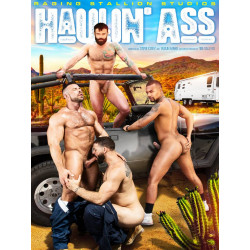 Haulin` Ass DVD (Raging Stallion) (17796D)