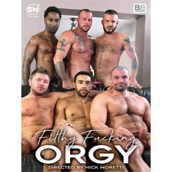 Filthy Fucking Orgy DVD (SkynMen)