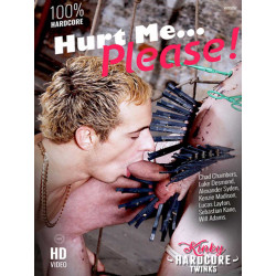 Hurt Me... Please! DVD (17896D)