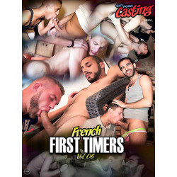 French First Timers #06 DVD (Gay Porn Casting)