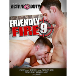 Friendly Fire #9 DVD (Active Duty) (17803D)