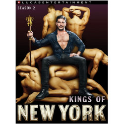Kings of New York, Season #2 DVD (LucasEntertainment) (09698D)