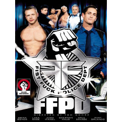 FFPD - Fist Fuck Police Department DVD (Club Inferno (by HotHouse)) (17937D)