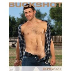 Colt Buckshot Boys 2020 Calendar (Colt) (M0995)