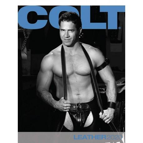 Colt Leather 2020 Calendar (Colt) (M0991)
