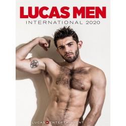 Lucas Men International 2020 Calendar (M0981)