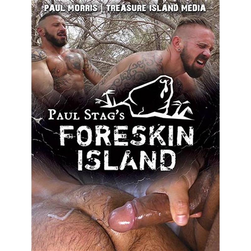 Paul Stag`s Foreskin Island DVD (Treasure Island) (17978D)