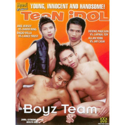 Boyz Team (Teen Idol) DVD (02595D)