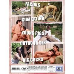 Cum-Eating Rancheros Euroboy DVD (04131D)