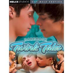Bareback Twink Tales DVD (Helix) (10941D)