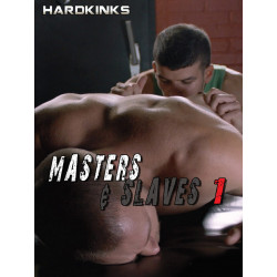 Masters and Slaves 1 DVD (Hard Kinks) (18058D)