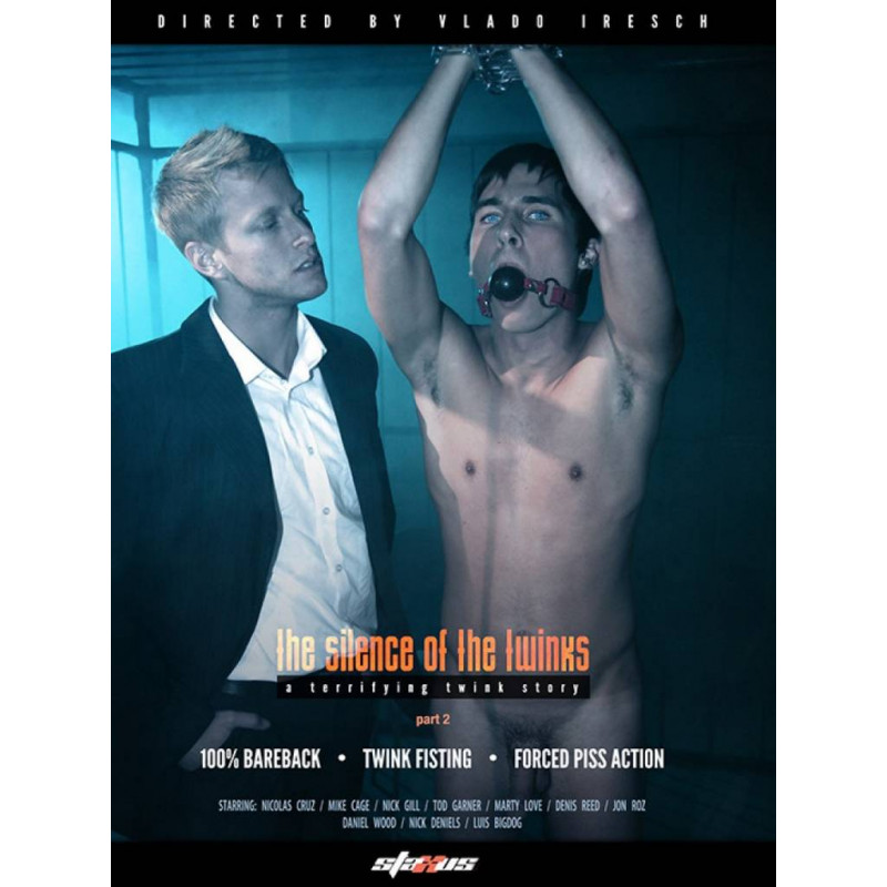 The Silence of the Twinks #2 DVD (Staxus) (17860D)