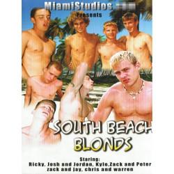 South Beach Blonds DVD (Miami Studios) (05697D)