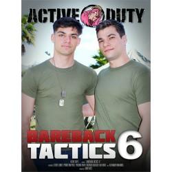 Bareback Tactics #6 DVD (Active Duty) (18084D)
