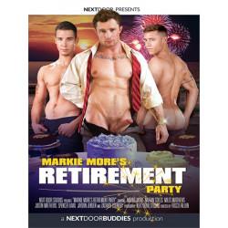 Markie More`s Retirement Party DVD (Next Door Studios) (18098D)