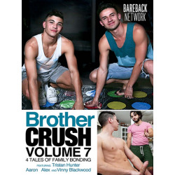 Brother Crush #7 DVD (Bareback Network) (18172D)