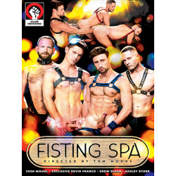 Fisting Spa DVD (Club Inferno (by HotHouse))