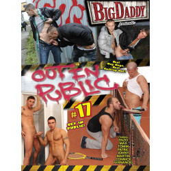 Out in Public #17 DVD (Big Daddy) (12278D)