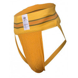 MM The Original No. 10 Jockstrap Underwear Gold 3 inch (T7416)