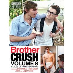 Brother Crush #8 DVD (Bareback Network) (18286D)