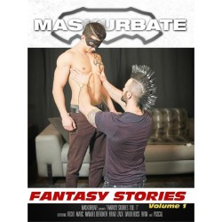 Fantasy Stories #1 DVD (Maskurbate) (18273D)