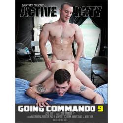 Going Commando #9 DVD (Active Duty) (18253D)