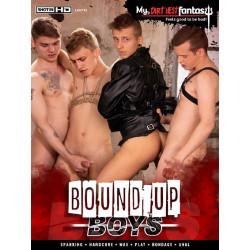 Bound Up Boys DVD (My Dirtiest Fantasy) (18342D)