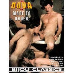 Nova - Made To Order DVD (Bijou) (18212D)