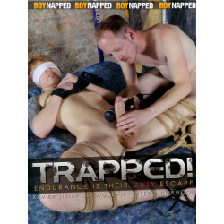 Trapped! Endurance Is Their Only Escape DVD (Boynapped) (18389D)