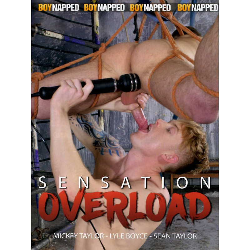 Sensation Overload DVD (Boynapped) (18388D)