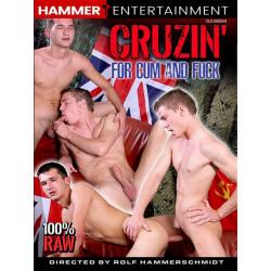 Cruzin` For Cum And Fuck DVD (Hammer Entertainment) (18416D)
