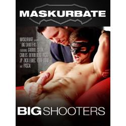 Big Shooters #1 DVD (Maskurbate) (18348D)