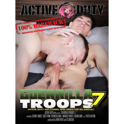 Guerilla Troops #7 DVD (Active Duty) (18394D)