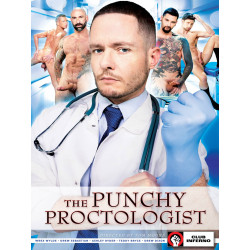 The Punchy Proctologist DVD (Club Inferno (by HotHouse)) (18366D)
