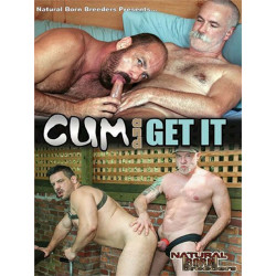 Cum And Get It DVD (Natural Born Breeders) (18401D)