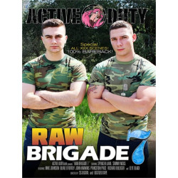 Raw Brigade #7 DVD (Active Duty) (18539D)