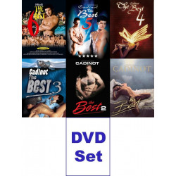 Cadinot Best 1-6 6-DVD-Set (Cadinot) (18573D)