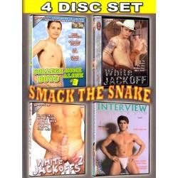 Smack The Snake 4-DVD-Set () (18522D)