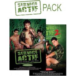 Service Actif 1-2 2-DVD-Set (Cadinot)