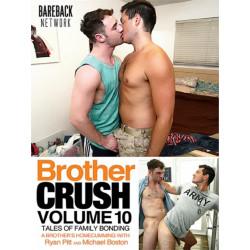 Brother Crush #10 DVD (Bareback Network) (18598D)
