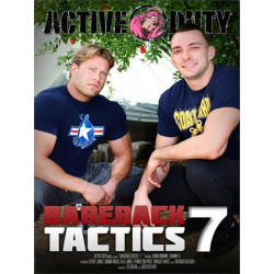 Bareback Tactics #7 DVD (Active Duty)