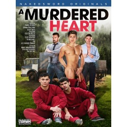 A Murdered Heart DVD (Naked Sword)