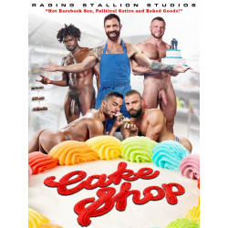 Cake Shop DVD (Raging Stallion) (18581D)