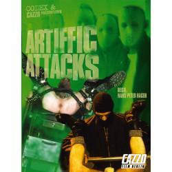 Artiffic Attacks DVD (Cazzo) (01602D)