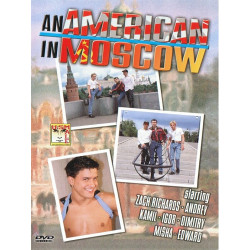 American in Moscow DVD (US Male) (05662D)