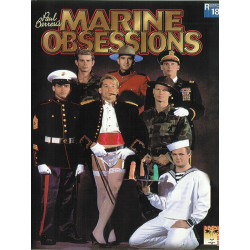 Marine Obsessions DVD (US Male) (05660D)