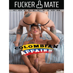 Colombian Affairs DVD (Fucker Mate) (18548D)